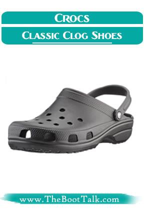 Crocs Unisex Classic Clog Water Best Shoes for Surgeons