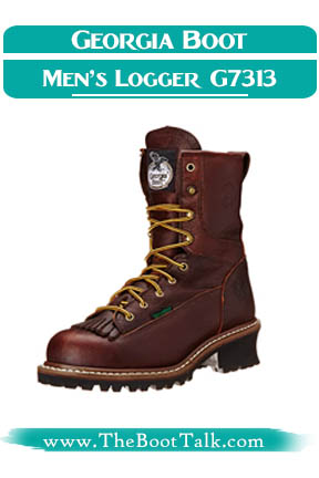 Georgia Boot Men's Loggers G7313 Boots