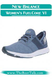 New Balance FuelCore nergize V1 women sneaker for sciatica