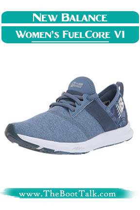New Balance FuelCore nergize V1 sneaker for women