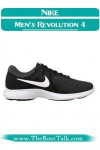 Nike Men's Revolution 4 Running Sciatica Shoes