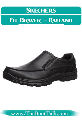 Skechers Relaxed Best Fit Braver Shoes for Surgeons- Rayland
