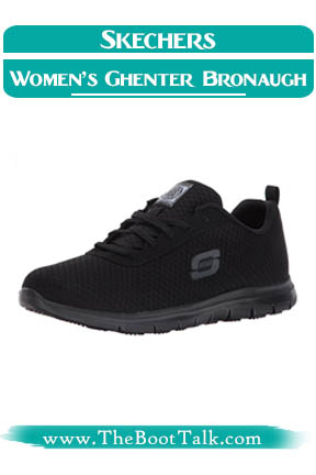 Skechers Women's Ghenter Bronaugh Best Shoes for Warehouse Work