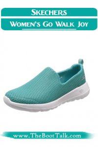 Skechers Women's Go walk Joy walking best Shoes for sciatica