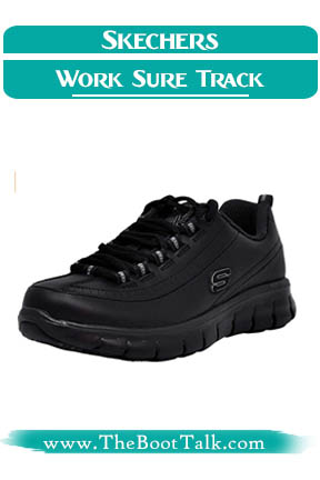 Skechers Work Shoes for Warehouse Work