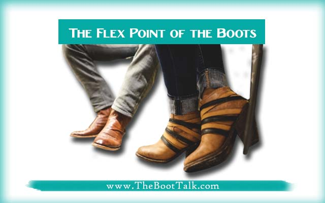 flex point of boots