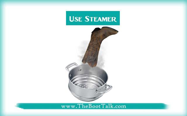 use steamer