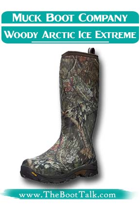 Muck Boots Woody Arctic Ice Extreme Winter Hunting Boots