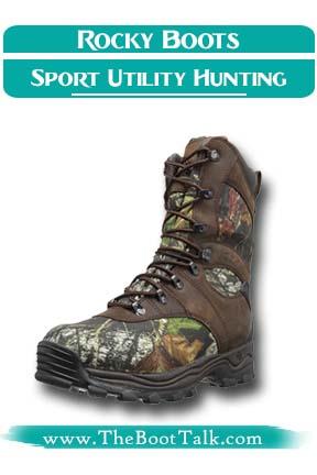 Rocky Men's Sport Utility Pro Hunting Boot