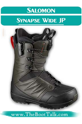 Salomon Synapse Wide Feet JP Snowboard Boots