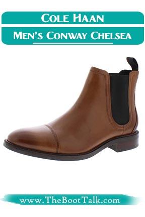 Cole Haan Men's Conway Chelsea Wp C31368